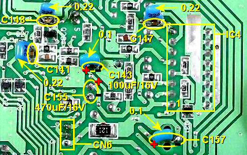Monitor Internet - Radio Modifications - DX-394 - Audio